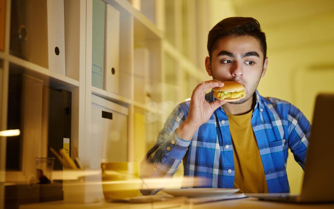 ¿Por qué comemos cuando no tenemos hambre?