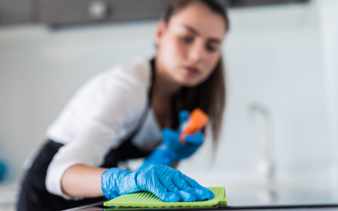 Evitar las intoxicaciones alimentarias en la cocina