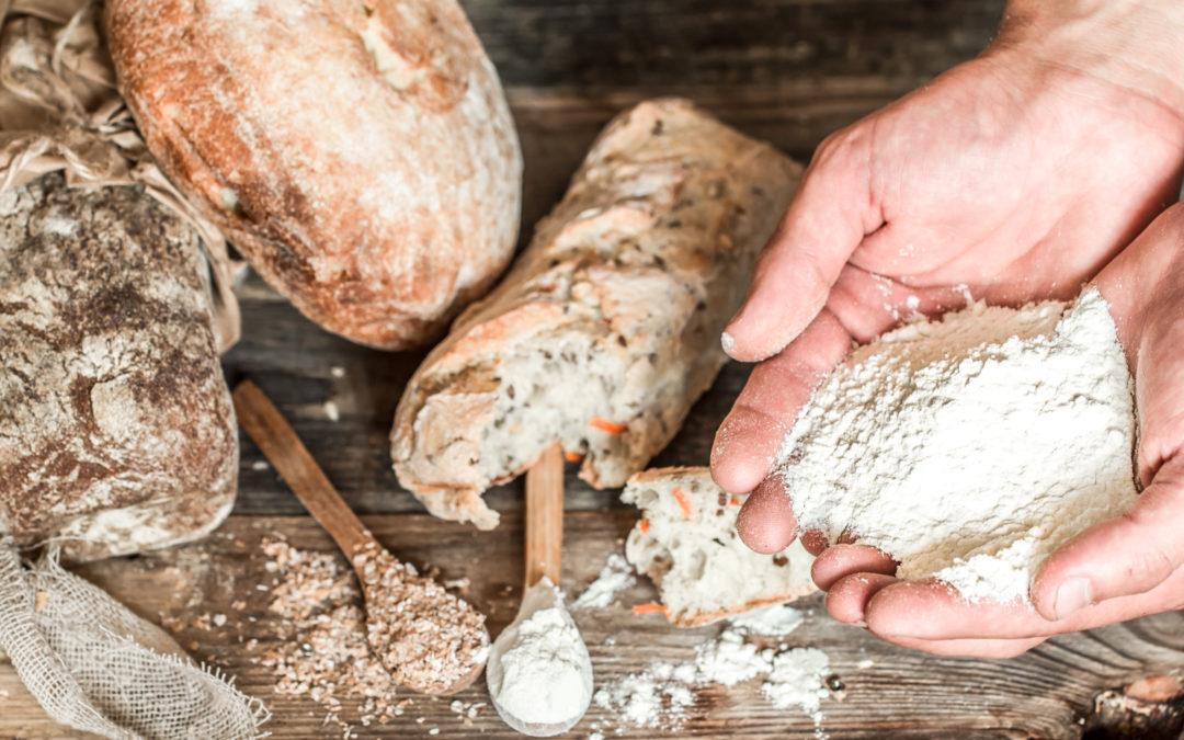 Diferències entre la farina integral i la farina blanca