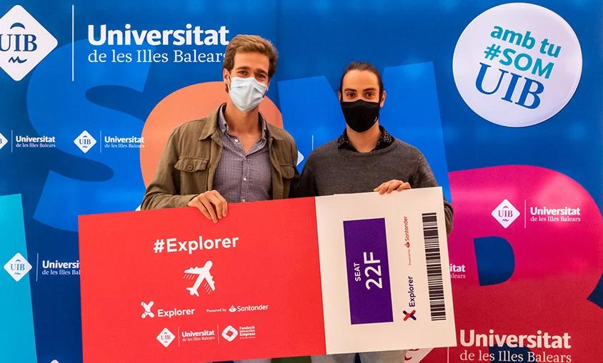 Premi Explorer UIB