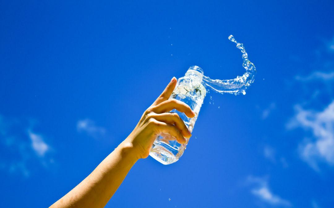 La importància d'una bona hidratació