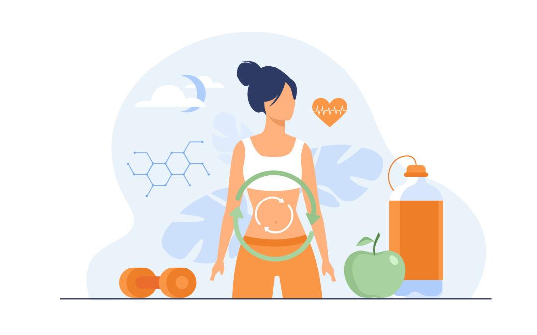 ¿Se puede aumentar el metabolismo?