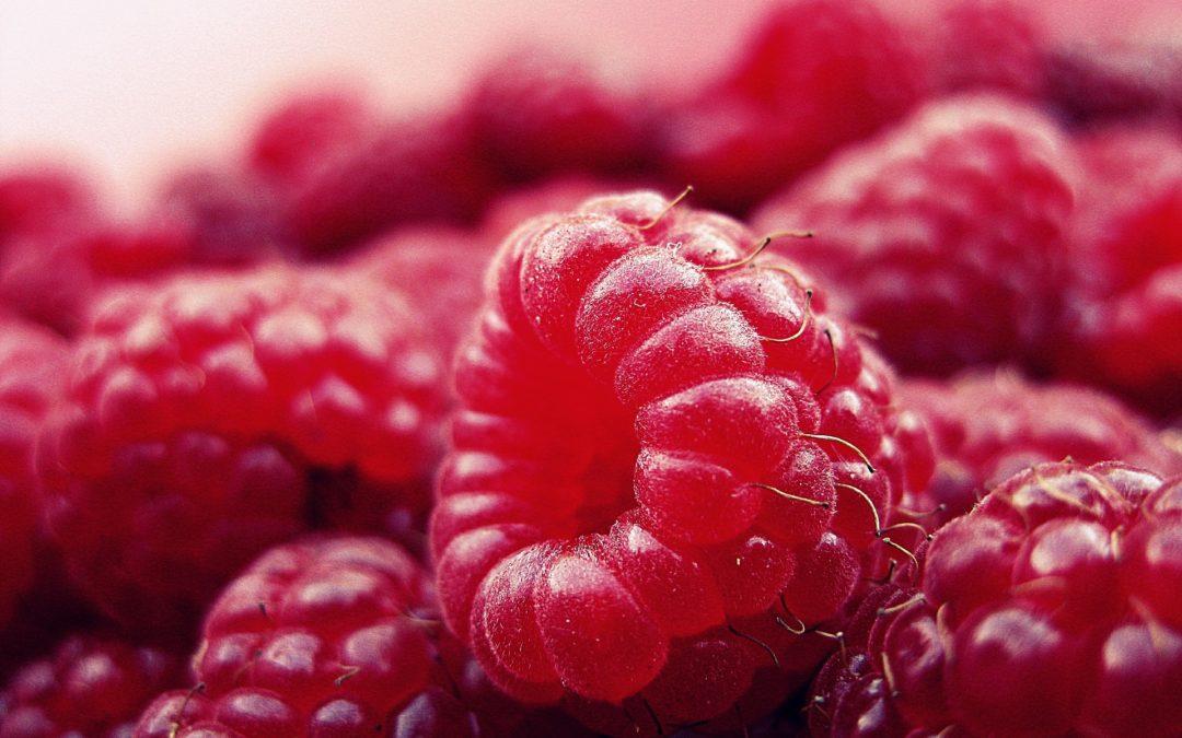 Beneficios de las frambuesas
